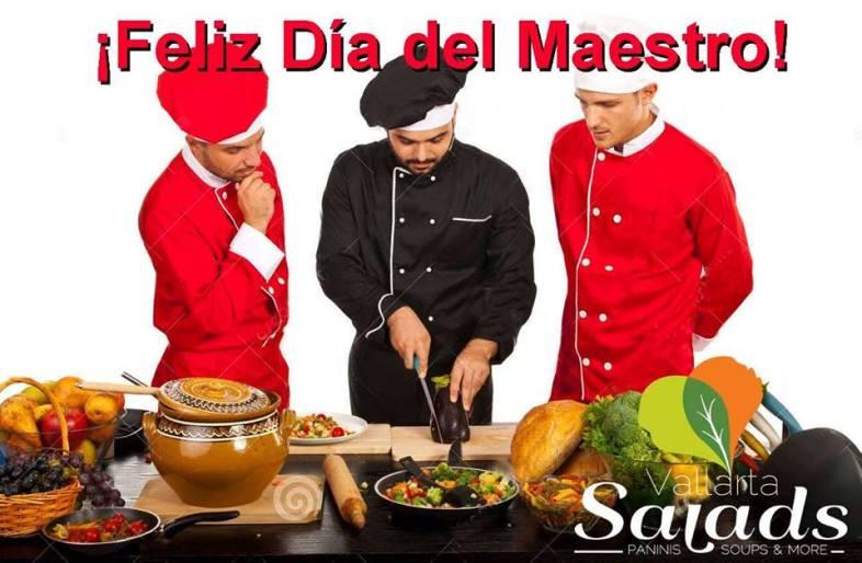 Dia del Maestro Chef