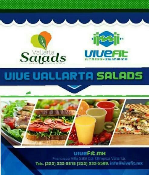 Vallarta Salads en ViveFit