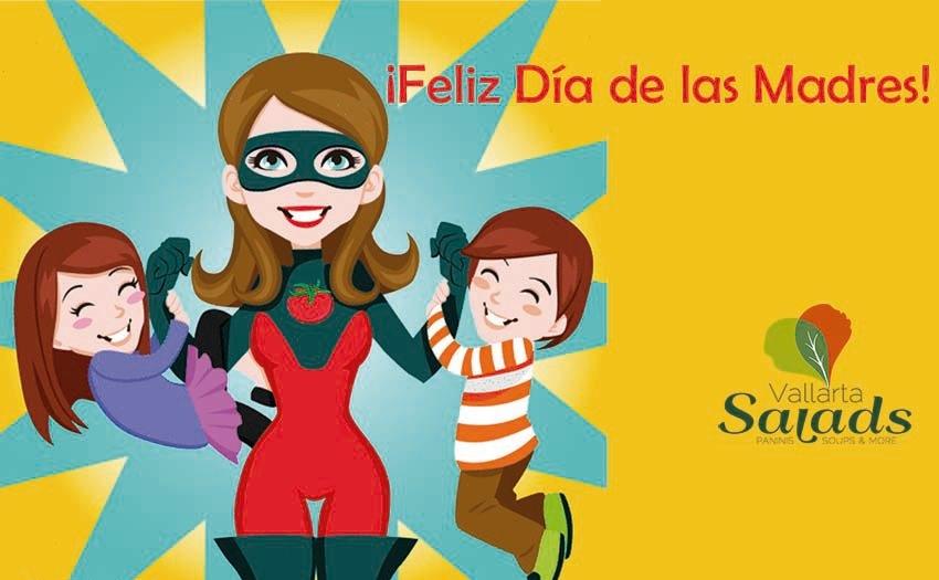 ¡Feliz Día de la Super Mamá!