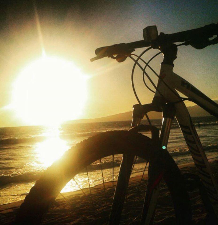 Bicicleta en Nuevo Vallarta